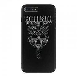 corrosion of conformity (new album logo) iPhone 7 Plus Case | Artistshot