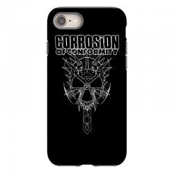 corrosion of conformity (new album logo) iPhone 8 Case | Artistshot