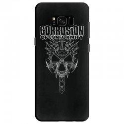 corrosion of conformity (new album logo) Samsung Galaxy S8 Case | Artistshot