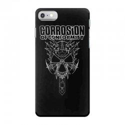 corrosion of conformity (new album logo) iPhone 7 Case | Artistshot