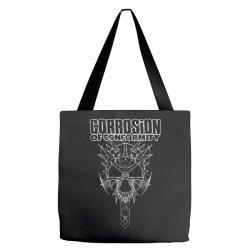 corrosion of conformity (new album logo) Tote Bags | Artistshot