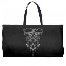 corrosion of conformity (new album logo) Weekender Totes | Artistshot