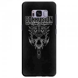 corrosion of conformity (new album logo) Samsung Galaxy S8 Plus Case | Artistshot