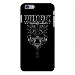 corrosion of conformity (new album logo) iPhone 6 Plus/6s Plus Case | Artistshot
