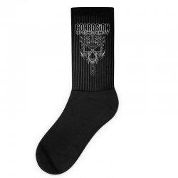 corrosion of conformity (new album logo) Socks | Artistshot