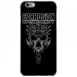 corrosion of conformity (new album logo) iPhone 6/6s Case | Artistshot