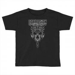 corrosion of conformity (new album logo) Toddler T-shirt | Artistshot