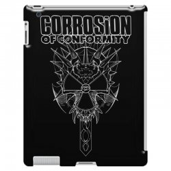corrosion of conformity (new album logo) iPad 3 and 4 Case | Artistshot