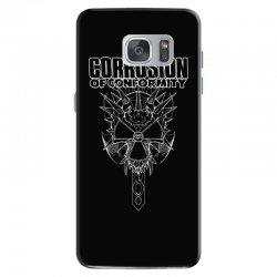 corrosion of conformity (new album logo) Samsung Galaxy S7 Case | Artistshot
