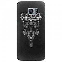 corrosion of conformity (new album logo) Samsung Galaxy S7 Edge Case | Artistshot