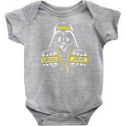 dark side  at loiter Baby Bodysuit | Artistshot