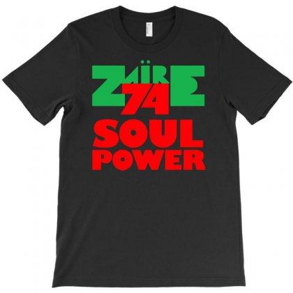 1974 Zaire Music Festival T-shirt Designed By Mdk Art