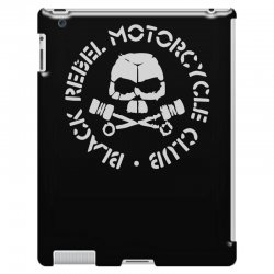 black rebel motorcycle club iPad 3 and 4 Case | Artistshot