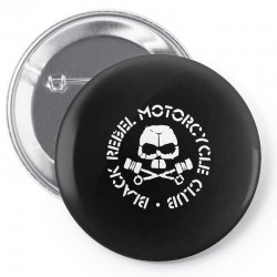 black rebel motorcycle club Pin-back button | Artistshot