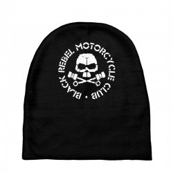 black rebel motorcycle club Baby Beanies | Artistshot