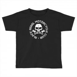 black rebel motorcycle club Toddler T-shirt | Artistshot