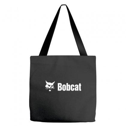 Bobcat Tote Bags Designed By Mdk Art