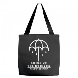 bring me the horizon that's the spirit Tote Bags | Artistshot