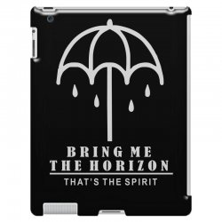 bring me the horizon that's the spirit iPad 3 and 4 Case | Artistshot