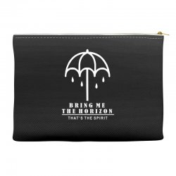 bring me the horizon that's the spirit Accessory Pouches | Artistshot
