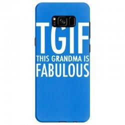 9e95c95a Custom Tgif Grandma Fabulous Funny Mousepad By Cuser388 - Artistshot