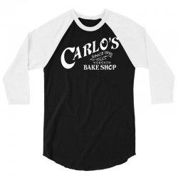 carlos bake shop 3/4 Sleeve Shirt | Artistshot