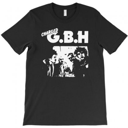 Charged Gbh T-shirt Designed By Mdk Art