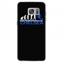 chelsea evolution sports football funny Samsung Galaxy S7 Case   Artistshot