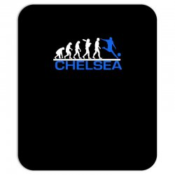 chelsea evolution sports football funny Mousepad   Artistshot