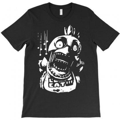 Chica Fnaf T-shirt Designed By Mdk Art