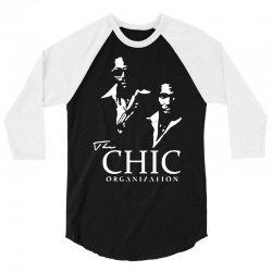 chic organization 3/4 Sleeve Shirt | Artistshot
