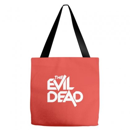 The Evil Dead Tote Bags Designed By Cuser388