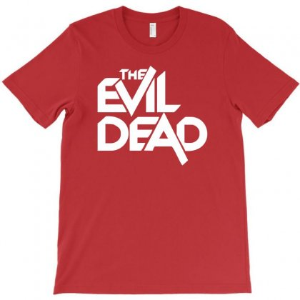 The Evil Dead T-shirt Designed By Cuser388