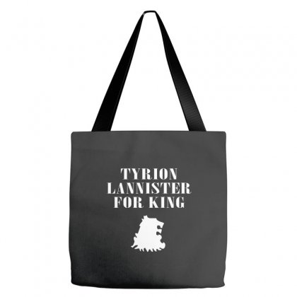 Tyrion Lannister For King Tote Bags Designed By Cuser388