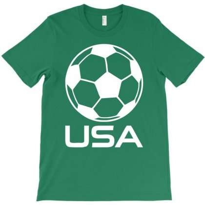 Usa Soccer Football Olympic T-shirt Designed By Cuser388