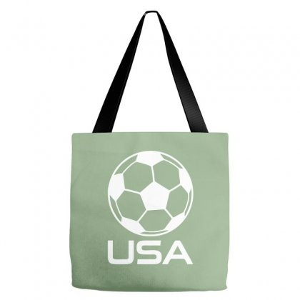 Usa Soccer Football Olympic Tote Bags Designed By Cuser388