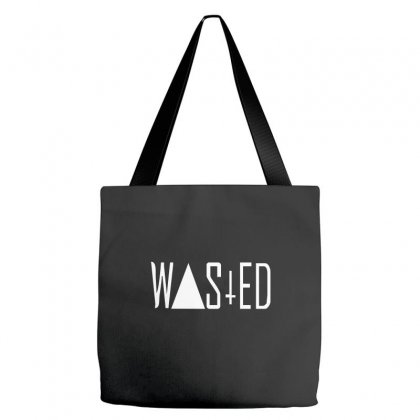 Wasted Tee Tote Bags Designed By Cuser388