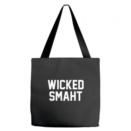 Wicked Smaht Funny Tote Bags Designed By Cuser388