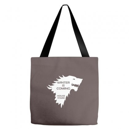 House Stark Tote Bags Designed By Cuser388