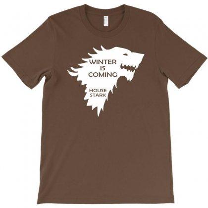 House Stark T-shirt Designed By Cuser388