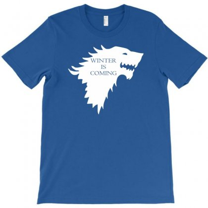 Winter Is Coming T-shirt Designed By Cuser388