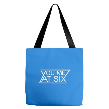 You Me At Six Tote Bags Designed By Cuser388