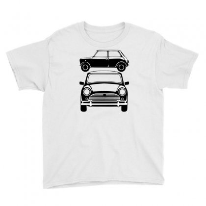 Classic Mini, Ideal Birthday Gift Or Birthday Present Youth Tee Designed By Mdk Art