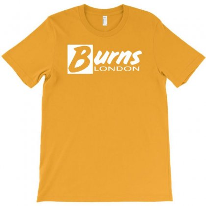 Burns London New T-shirt Designed By Cuser388
