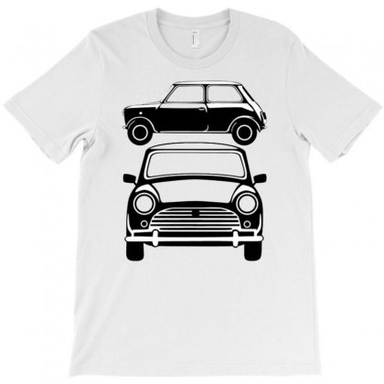 Classic Mini, Ideal Birthday Gift Or Birthday Present T-shirt Designed By Mdk Art