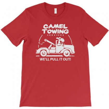 Camel Towing T-shirt Designed By Cuser388