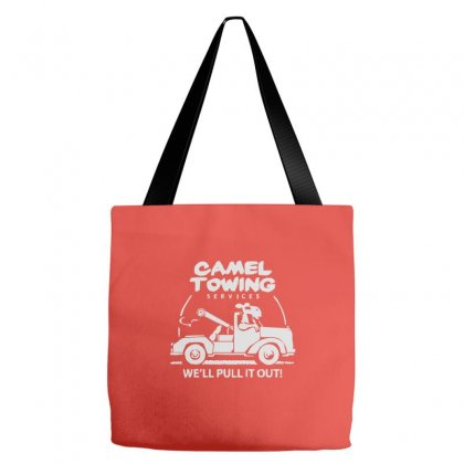 Camel Towing Tote Bags Designed By Cuser388