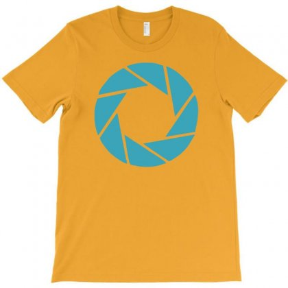 Camera Shutter T-shirt Designed By Cuser388