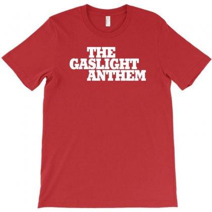 Gaslight Anthem New T-shirt Designed By Cuser388