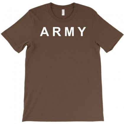 Mens Army Military Us T-shirt Designed By Cuser388